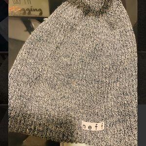 Neff gray beanie